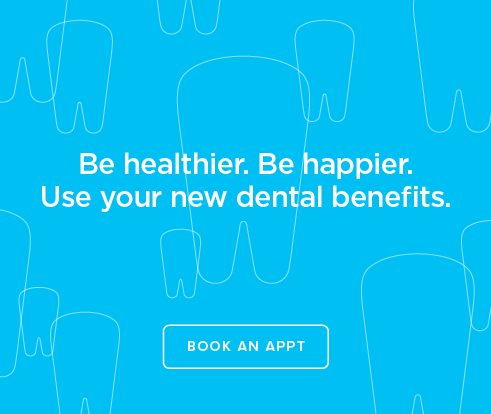 Be Heathier, Be Happier. Use your new dental benefits. - Cedar Park Modern Dentistry and Orthodontics