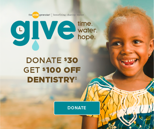 Donate $30, Get $100 Off Dentistry - Cedar Park Modern Dentistry